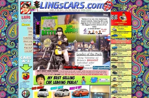LINGsCars
