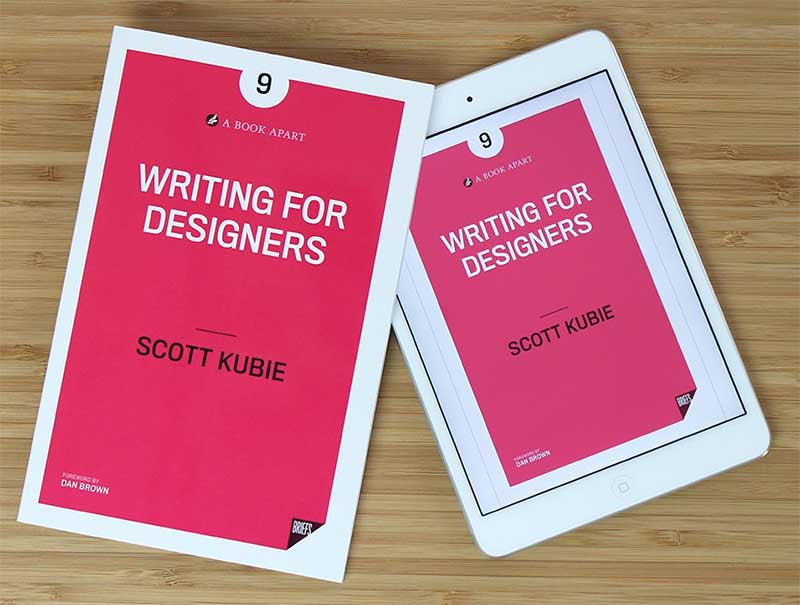 Writing for Designers - Scott Kubie