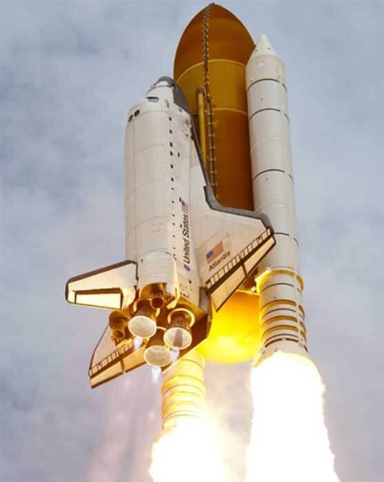 Keyvisual Rakete