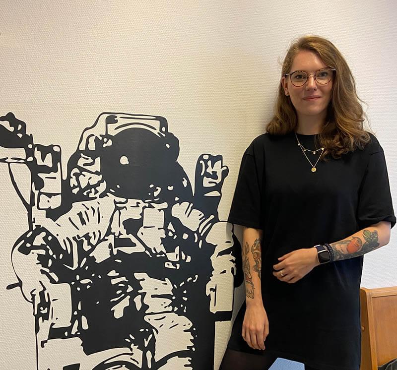 Anna Slotty Interview